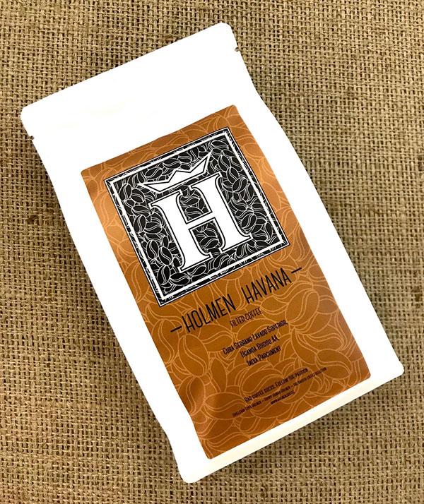 Holmen Havana - Coffee